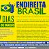 12 DE MARÇO: ENDIREITA BRASIL! 7 DIAS DE CLAMOR E ARREPENDIMENTO