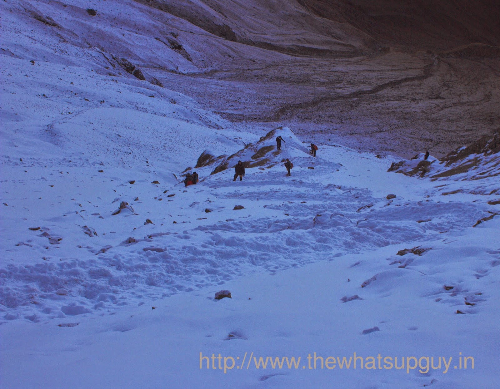 Zig Zag Roopkund Trek With India Hikes Day 5