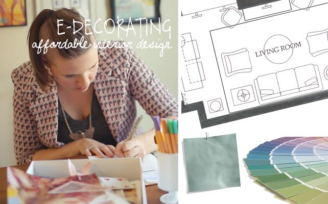 Just Launched: E-Decorating. Affordable #interior #design from Lesley Myrick Art + Design.