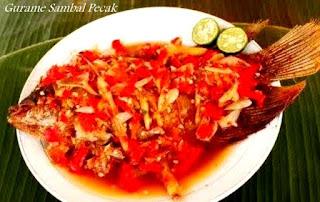 Aneka Resep Masakan Ikan Gurame