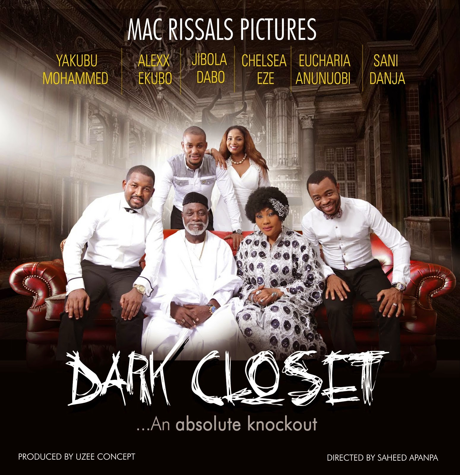 dark closet nollywood movie