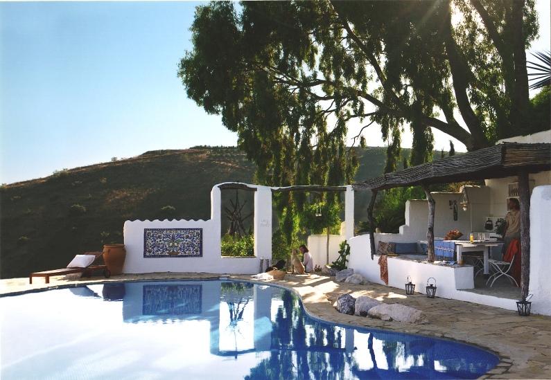 Un cortijo espectacular en andalucia spectacular house - Cortijos andaluces encanto ...