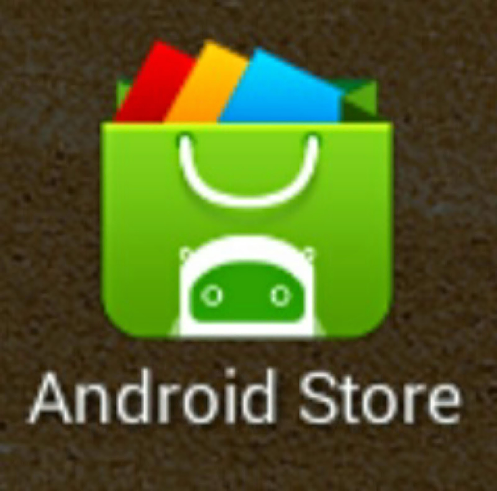 Icon Aplikasi Android Store