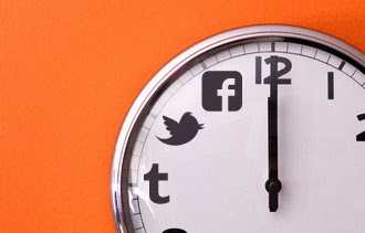 What is the Optimal Time to Post on the Facebook - infographic