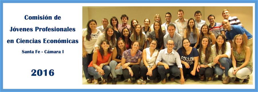 Jóvenes Profesionales en Ciencias Económicas - Santa Fe