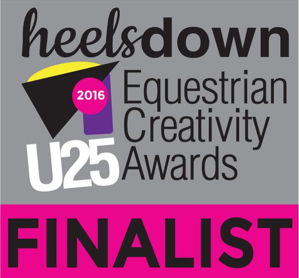 2016 Heels Down U25 Creativity Awards: Blogging Finalist!