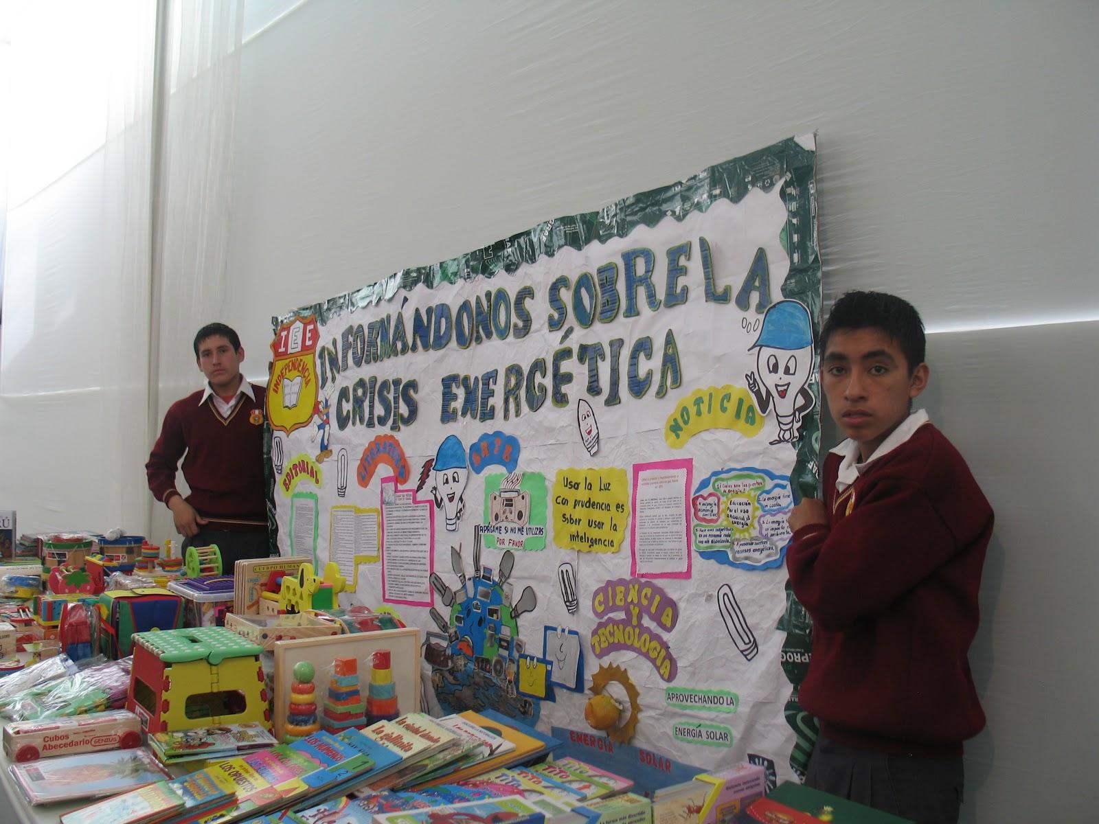 Ganadores en el ahorro de energ a for Diario mural fiestas patrias chile
