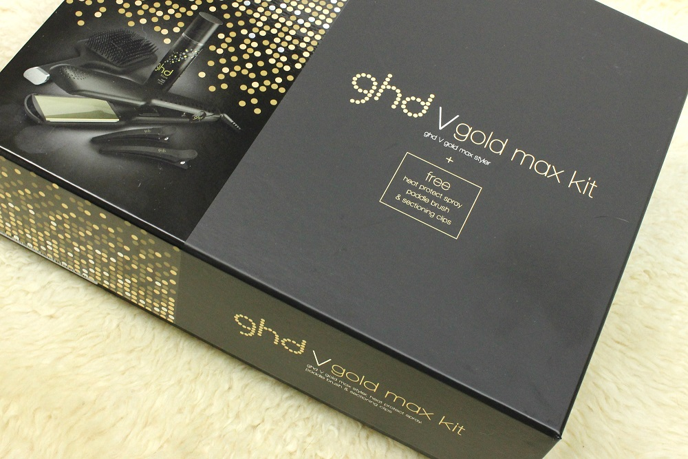 ghd v gold max styler set zaphiraw i der blog f r beauty. Black Bedroom Furniture Sets. Home Design Ideas
