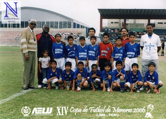 CAMPEONATO AELU 2006