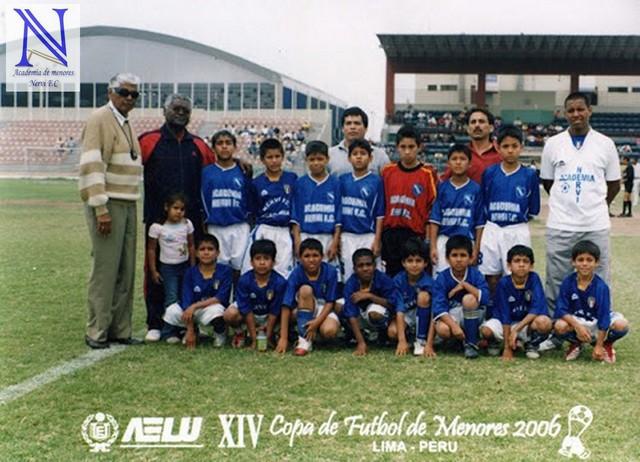 CAMPEONATO AELU 2006