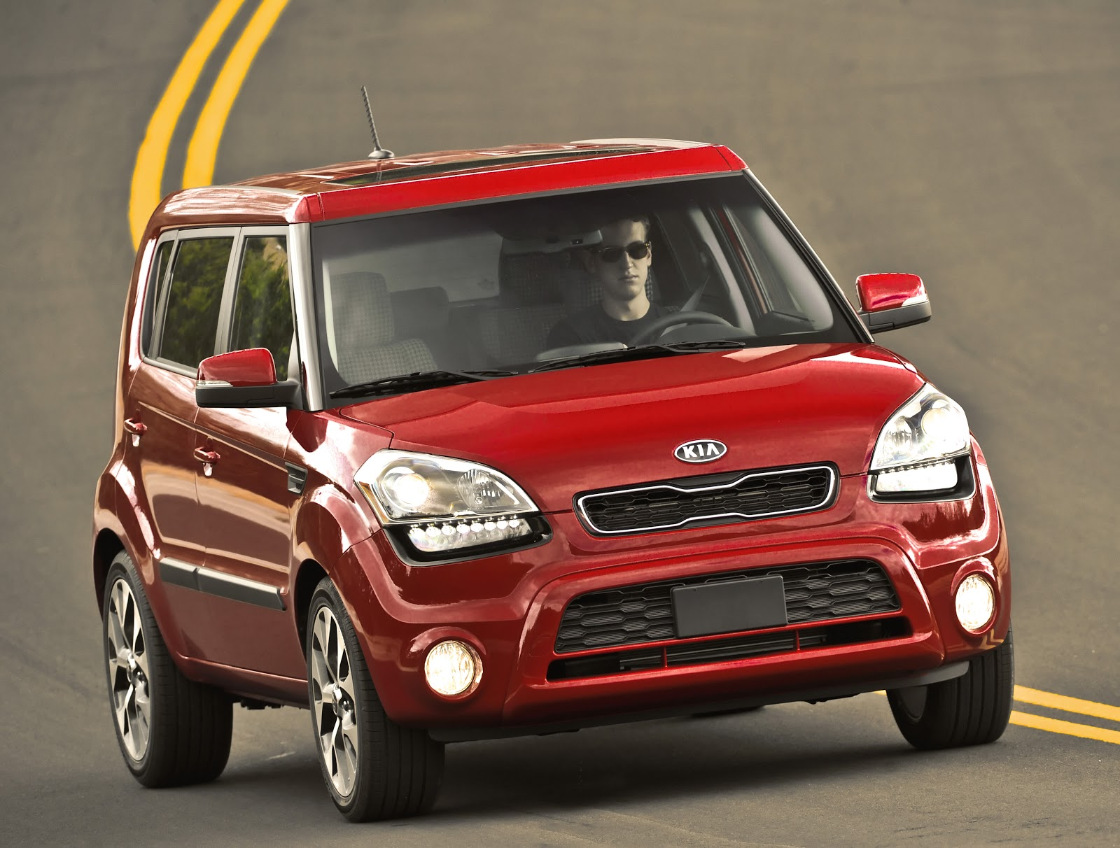 Test Driving Life  Kia Soul   Thinking Inside and Outside the Box