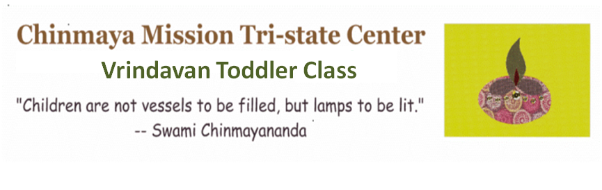 Chinmaya Vrindavan Toddlers