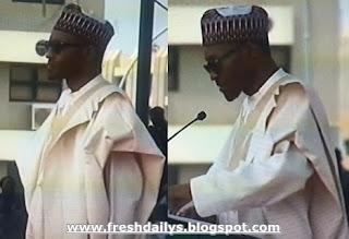 President Muhammadu Buhari's Inaugural Speech