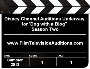 Disney Casting Dog With A Blog