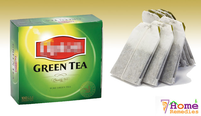 Green tea to grow your hair faster
