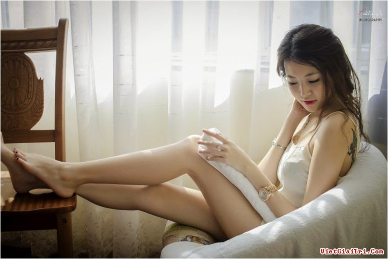 Cận cảnh nét đẹp thiên thần của nữ sinh Hải Phòng