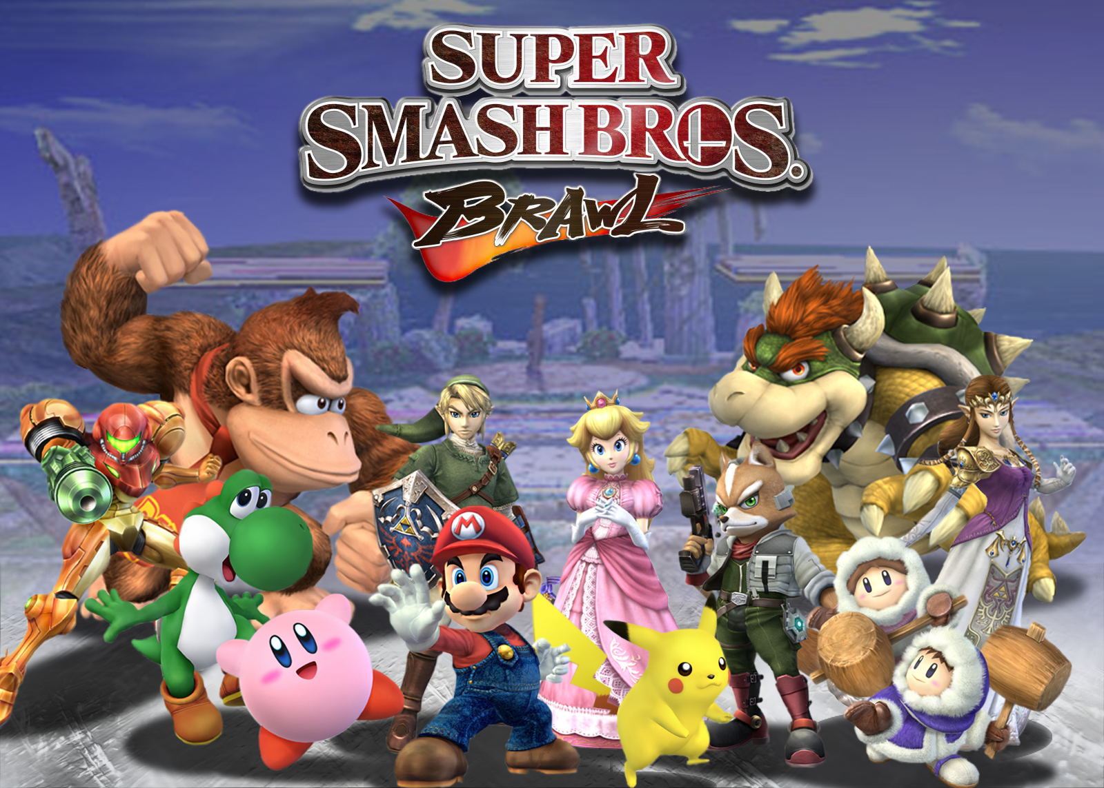 Disney HD Wallpapers Super Smash Bros Brawl