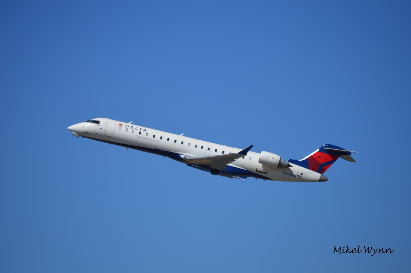 N633SK | Bombardier CRJ-702 | Delta Connection (SkyWest Airlines ...