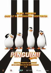 pinguinii din madagascar 2014