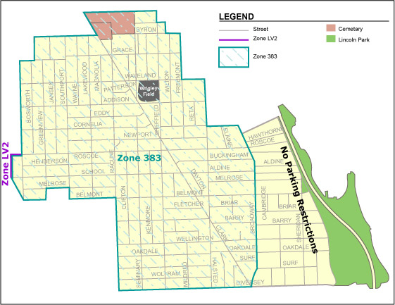 Boystown Dogwalkers Blog Reporting tags to the 44th Ward