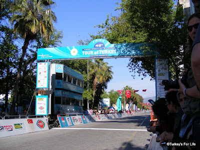 Fethiye leg tour of Turkey