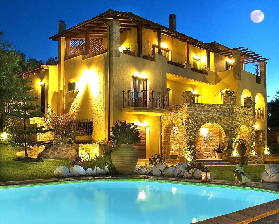Passion For Luxury Bozonos Luxury Villa Spa Zakynthos