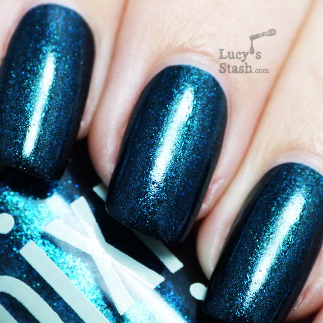 Lucy's Stash - Pixi Evening Emerald