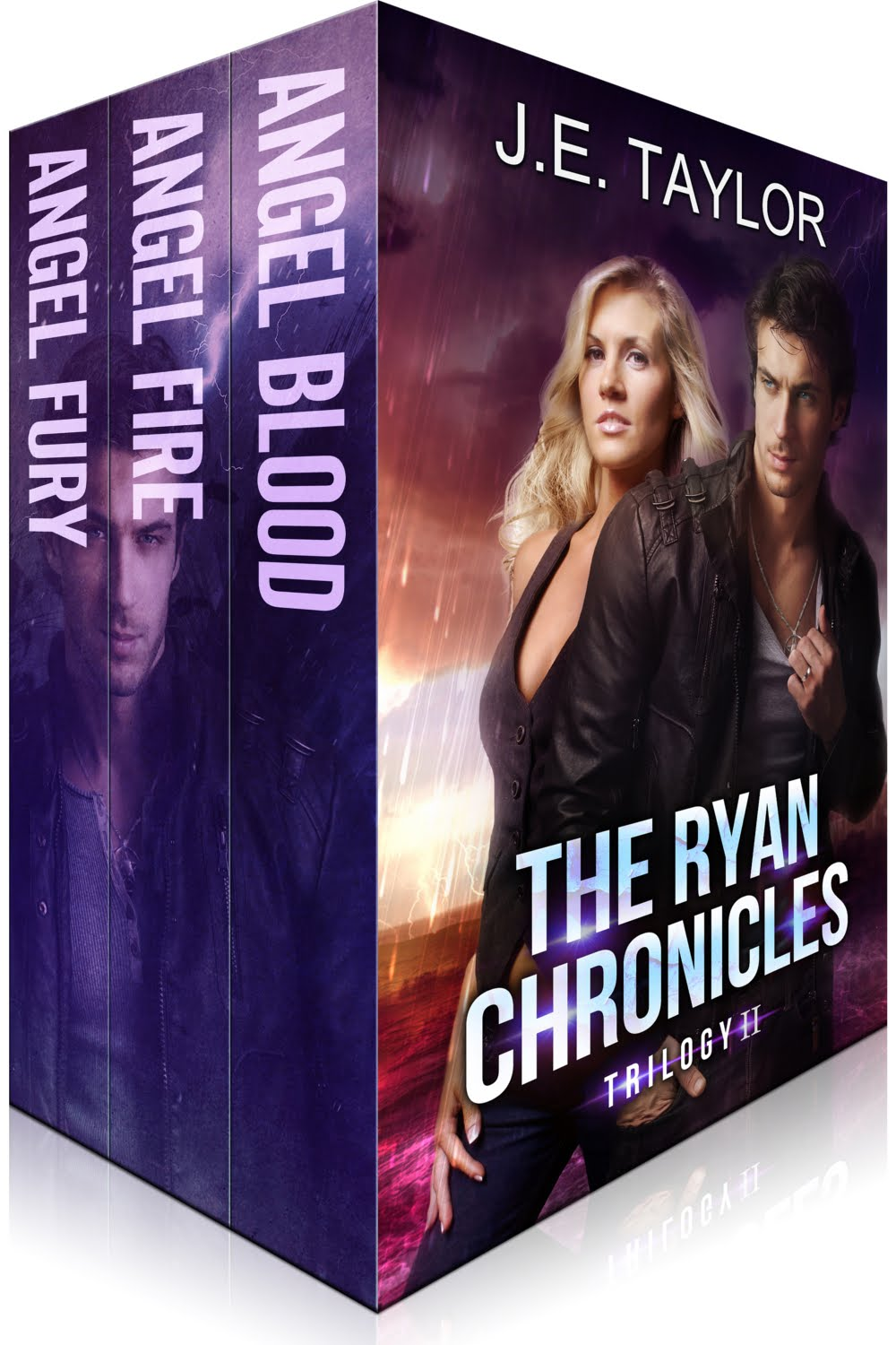 Ryan Chronicles Trilogy II