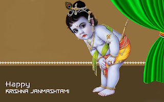 Most Famous Krishna Janmashtami Pictures