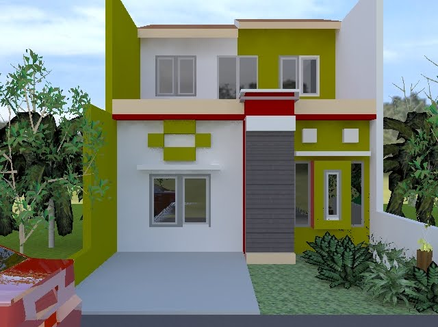 Macam-Macam Gambar Rumah Sederhana Terbaru