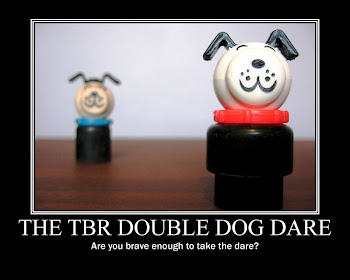 The TBR Double Dog Dare