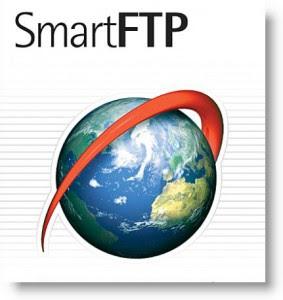 تحميل برنامج سمارت لتحميل الملفات الى  موقعك SmartFTP 4.1.1308