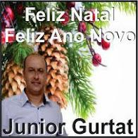 Laranjeiras do Sul:Junior Gurtat e família desejam a todos um Feliz Natal e um próspero ano novo