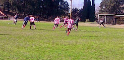 18 de Julio Amistoso vs Dock Sud