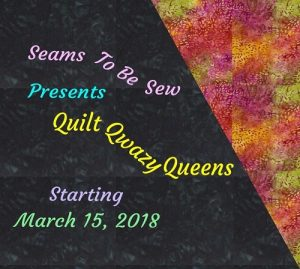 Quilt Qwazy Queens Blog Hop