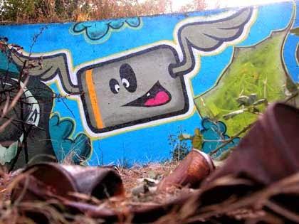 Graffiti Cartoons