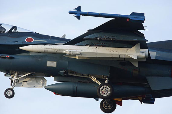 Japan's ASM-3 (XASM-3), Air-to-surface missiles - Anti-ship
