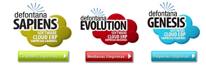 DEFONTANA ERP 100% WEB