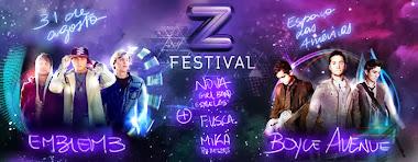 Z Festival - Espaço das Americas