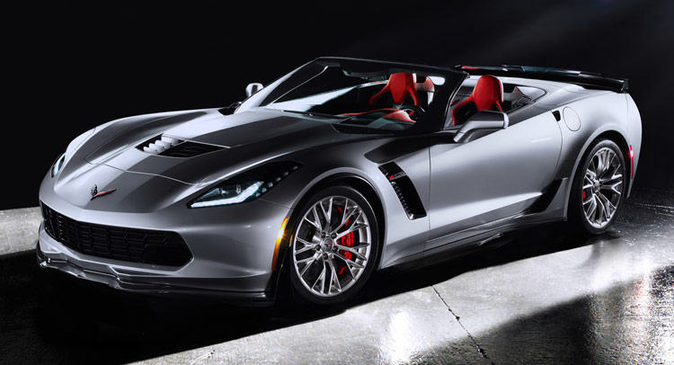 New 2015 Corvette Stingray Z06 Is Bloody Fast Hits 60mph