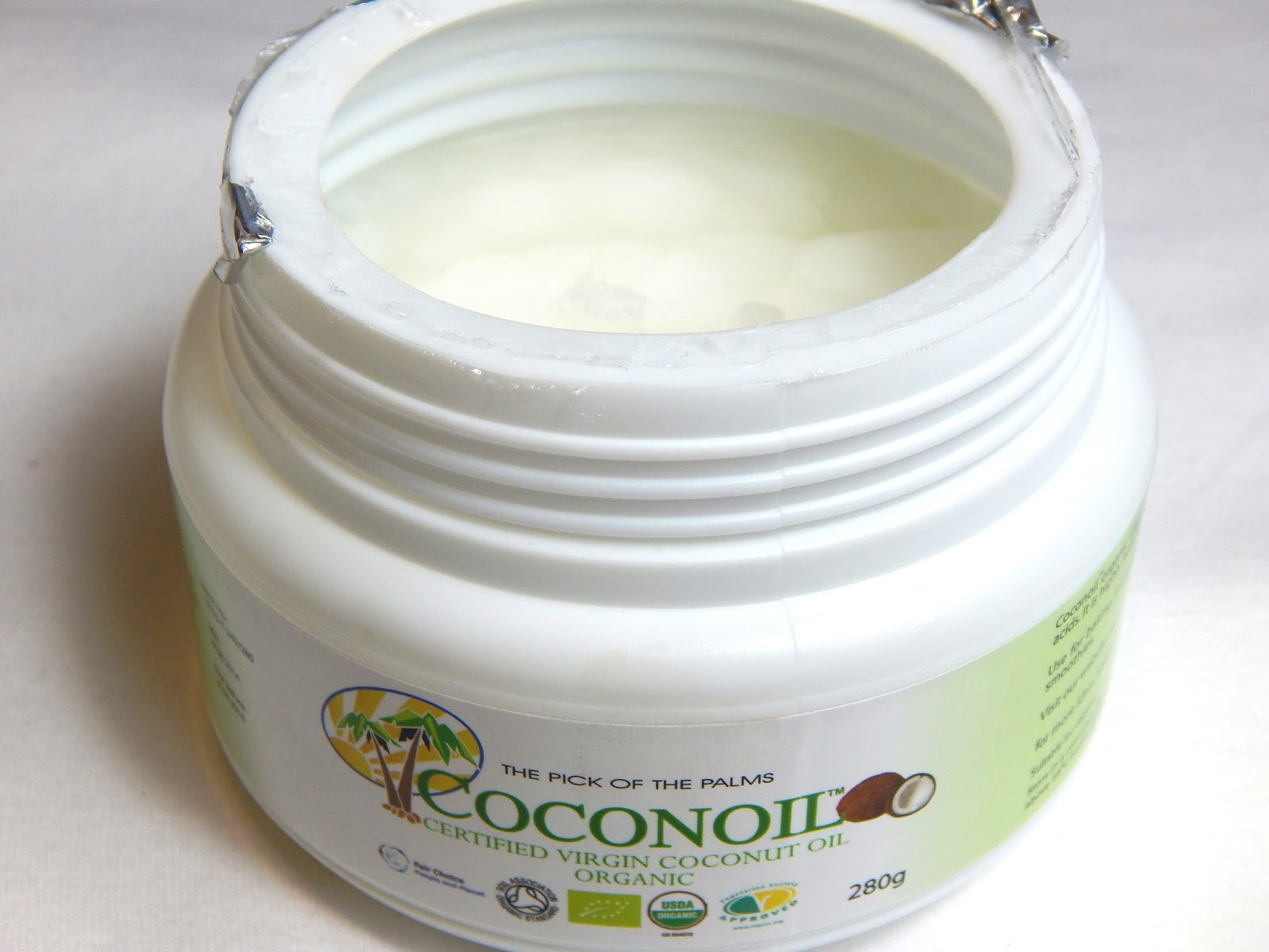 Coconoil, georgina grogan, shemightbeloved