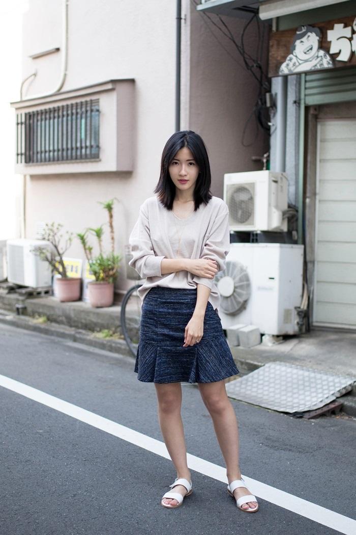 von vogue flirty skirt