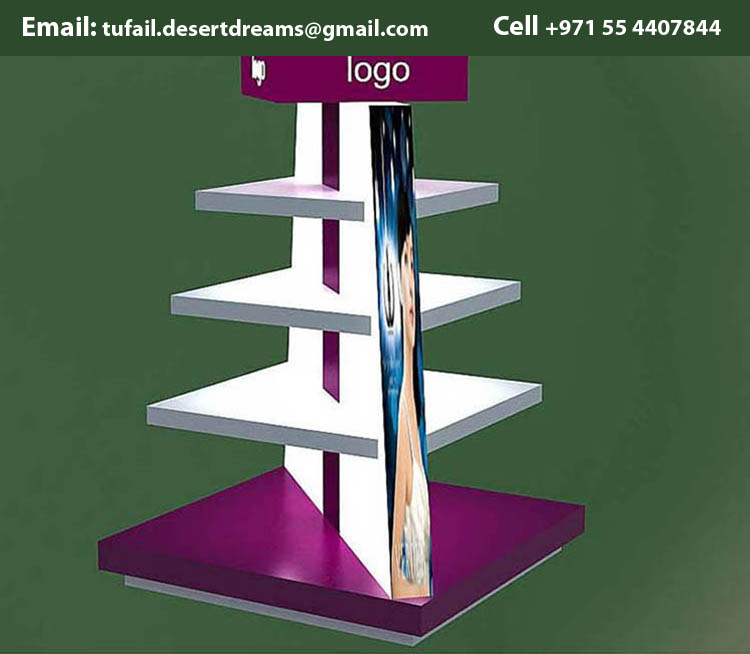 Wooden Display Stands Uae Display Stands Cabinets Display Stands Inspiration Product Displays Stands