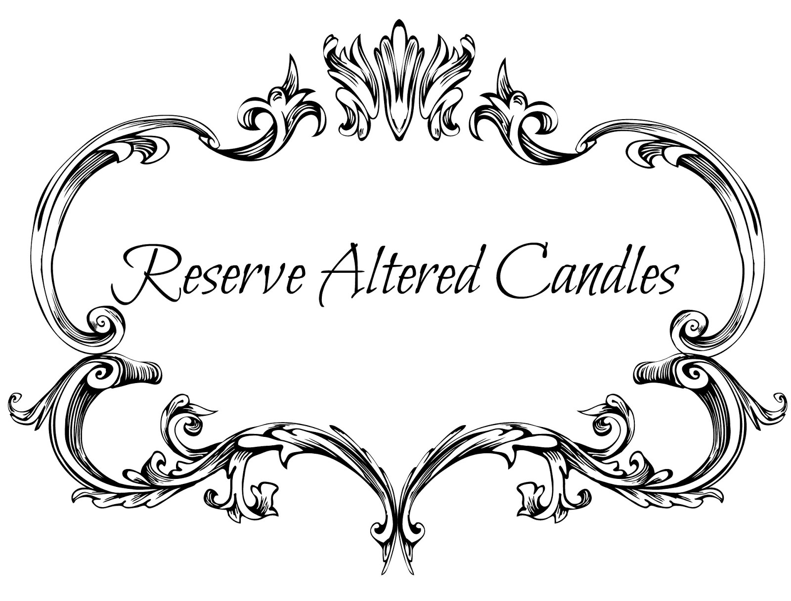 Reserve Altered Candles
