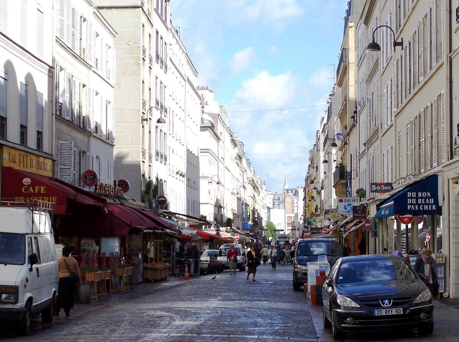 A great europe trip planner enchanting rue cler - La poste rue cler ...