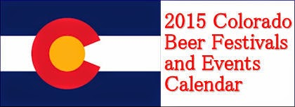 2015 Colorado Beer Festivals & Events Calendar