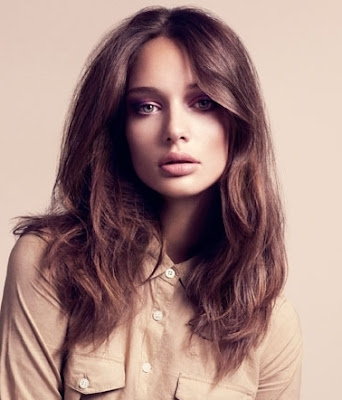 Trendy Ways to Style Long Hair For Winter +Hair by Headmasters