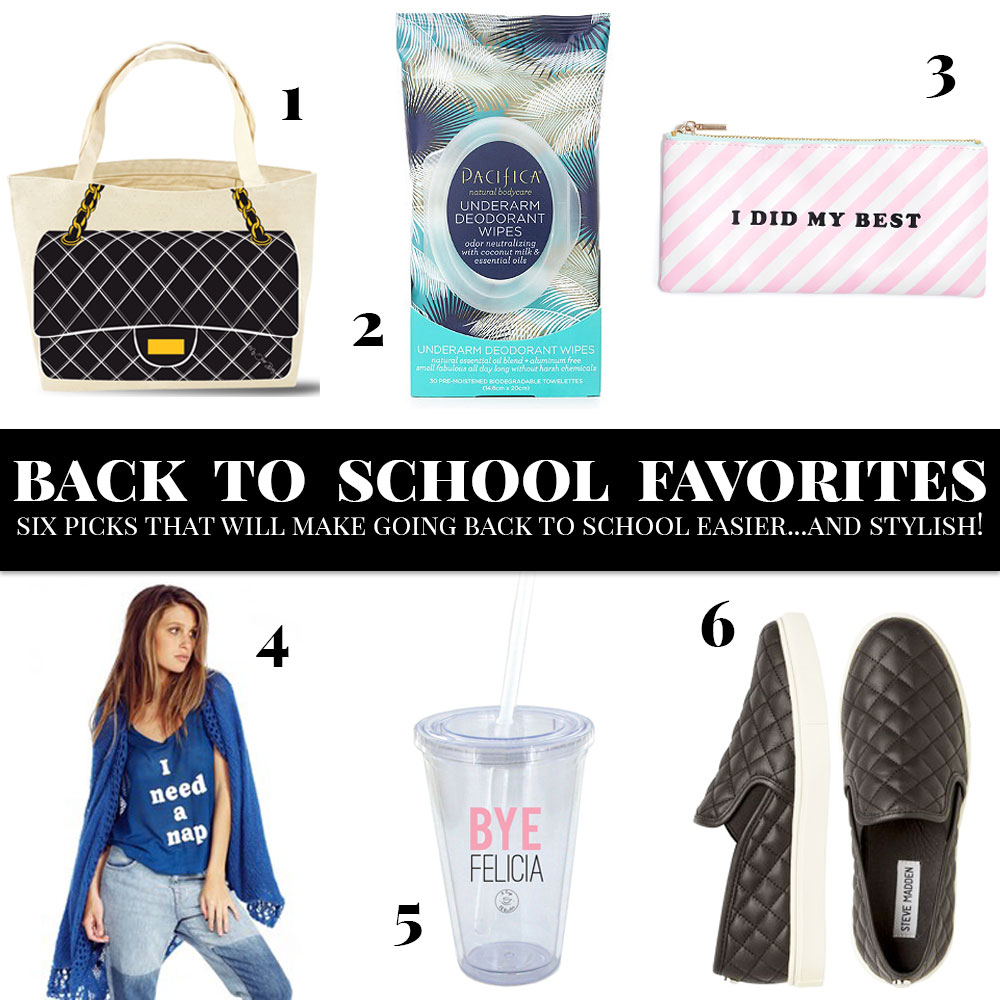 The Shopping Bag, Pacifica Beauty, Nordstroms, Ban.do, Wildfox, A Cup Of Quotes, Steve Madden, back to school, back to school favorites,
