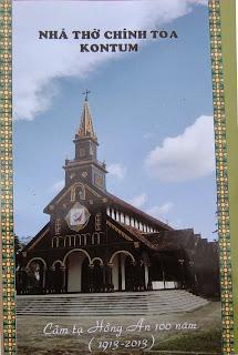 nhà thờ chính tòa kon tum