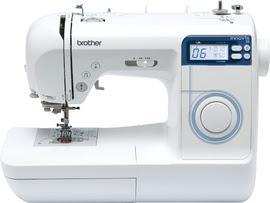 billig symaskine med overlock